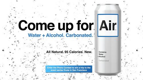 air-bebida-alcoolica-gosto-agua