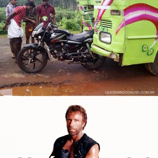 Moto do Chuck Norris