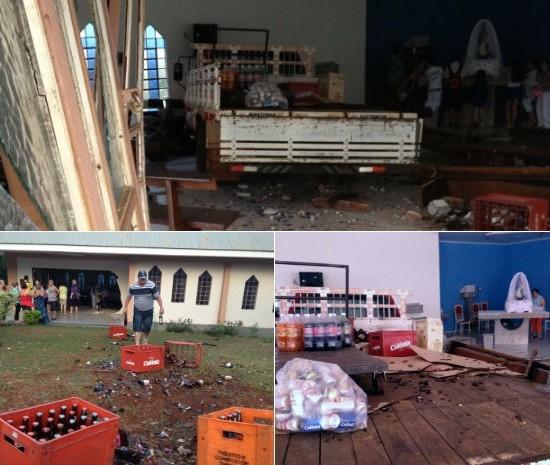 cerveja igreja