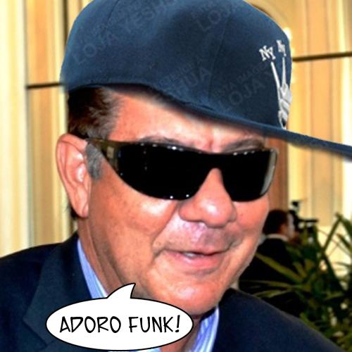 Joel santana gosta de funk