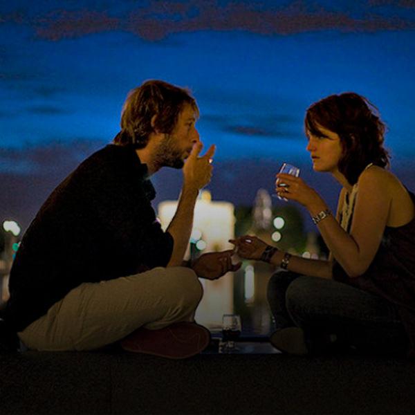 bebida e romance