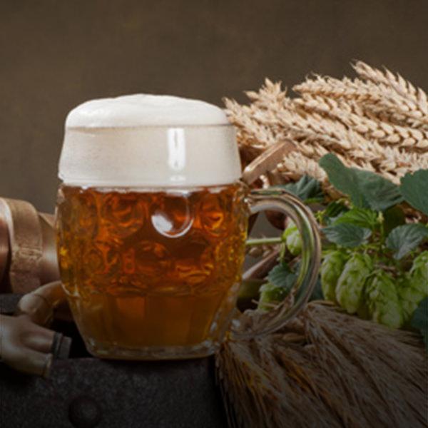 cerveja e organicos