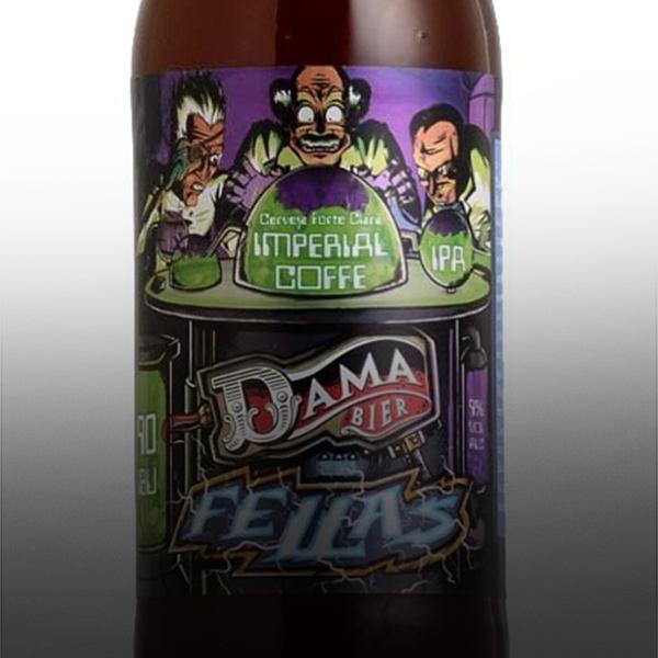 dama bier fellas_capa