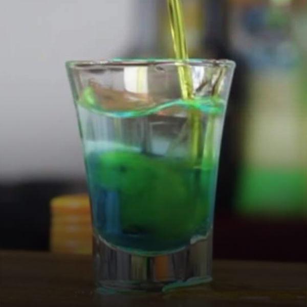 hulk shot