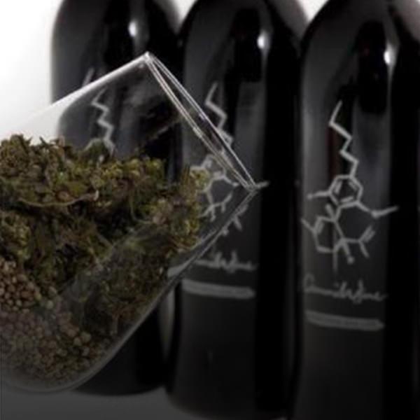 vinho de maconha