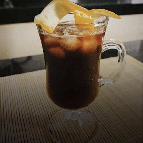 cafe com limao