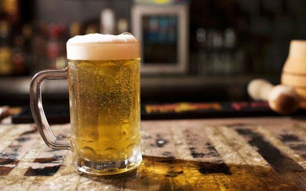 origem da cerveja