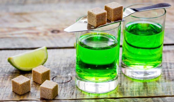absinto-fada verde