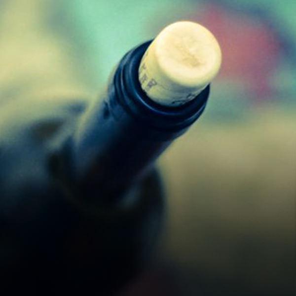 vinho aberto conservar