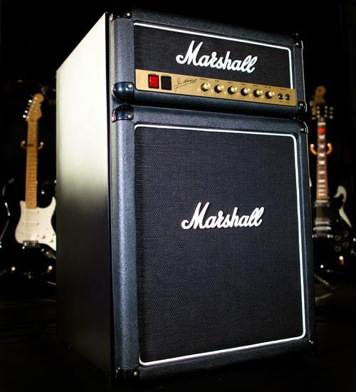 Frigobar amplificador marshal geladeira