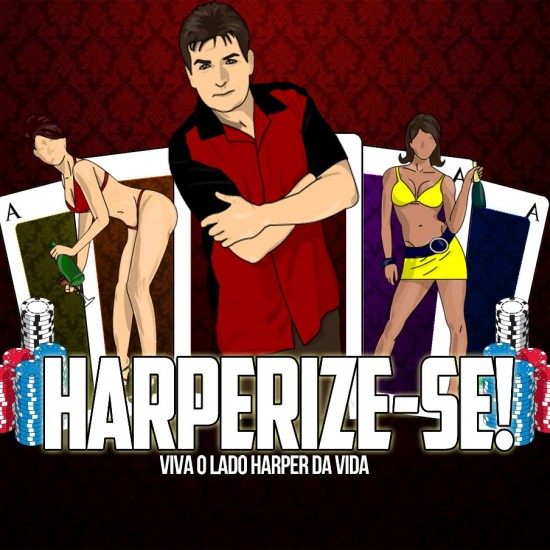 Harperize