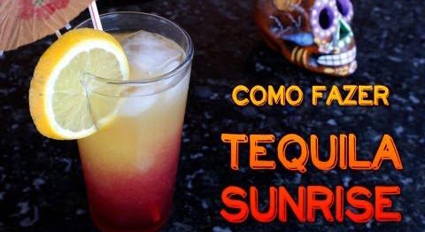 AllCool #11 - Como fazer Tequila Sunrise