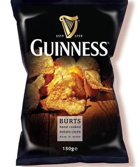 Empresa lança batata chips com sabor de cerveja