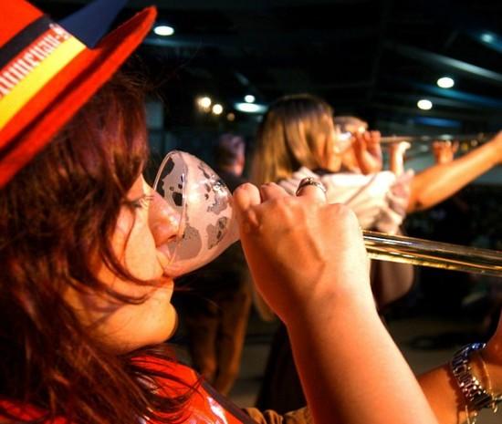 A organização 30ª edição da Oktoberfest anunciou que o concurso 'Chope em Metro' será disputado com bebida sem álcool