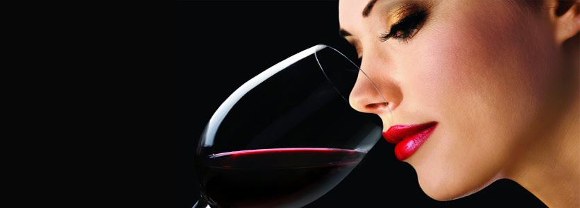 Degustando-vinho