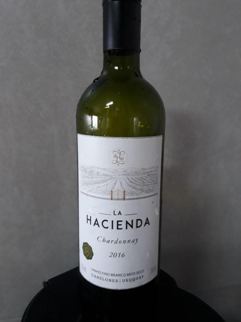 La hacienda, Chardonnay